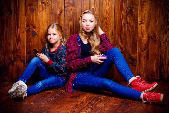 Influência dos irmãos na adolescência