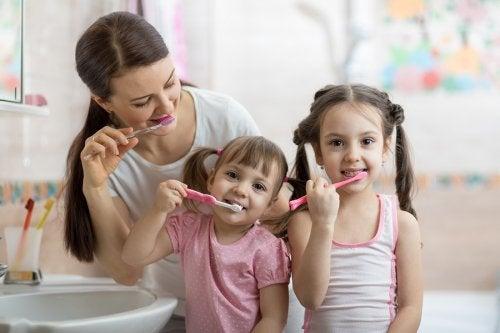 Benefícios das rotinas para as criançasBenefícios das rotinas para as crianças
