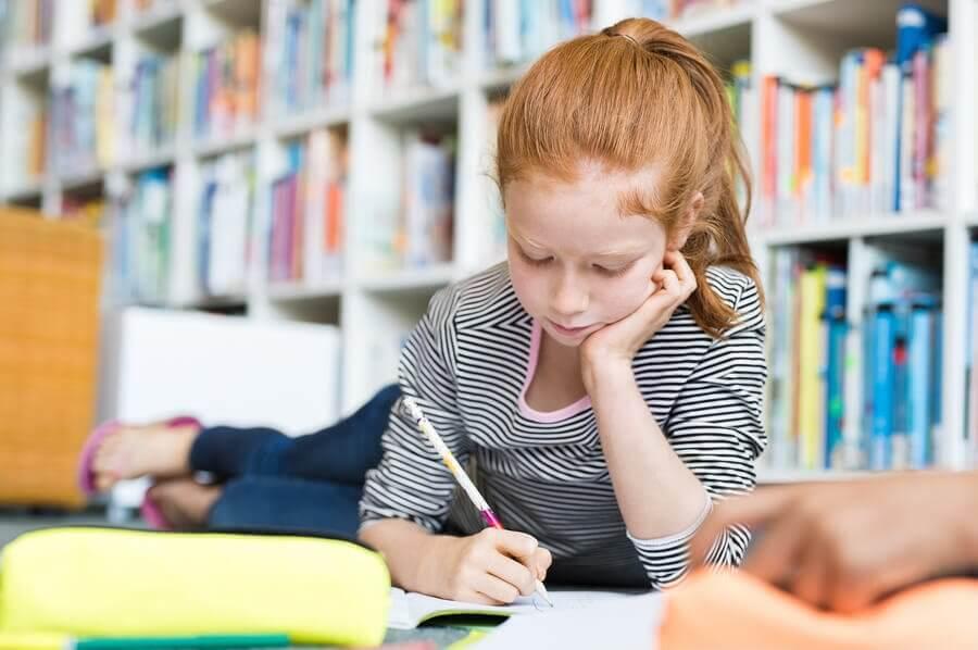 Quais alimentos favorecem a concentração em crianças?