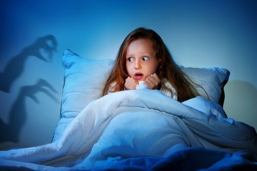 Medos mais frequentes das crianças