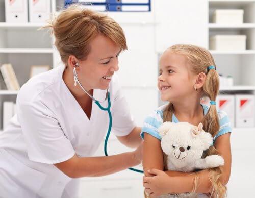 Ir ao médico por causa dos medos