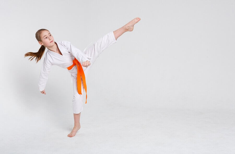 Artes marciais para crianças