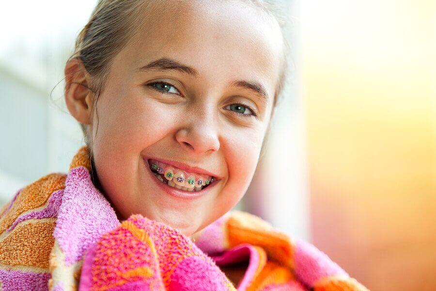 Aparelhos ortodônticos em crianças: recomendações