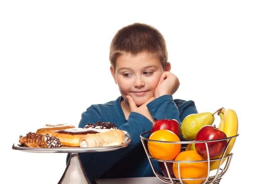 prevenir a obesidade em crianças
