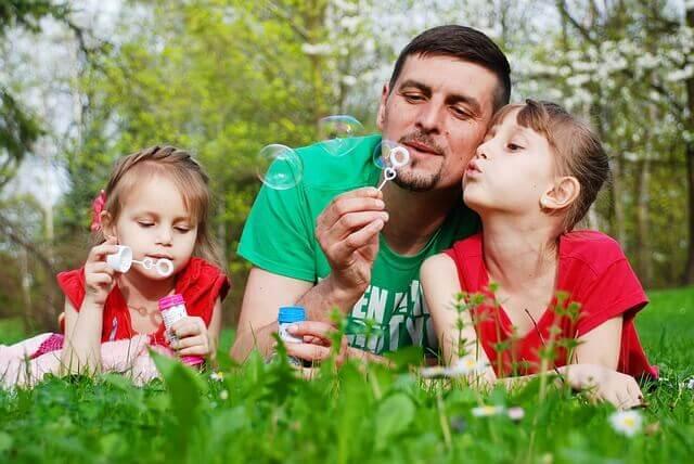 Atividades de verão para pais e filhos