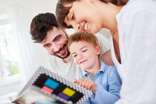Os pais devem demonstrar amor incondicional