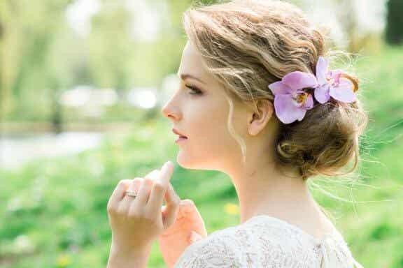 Arranjos de flores para noivas