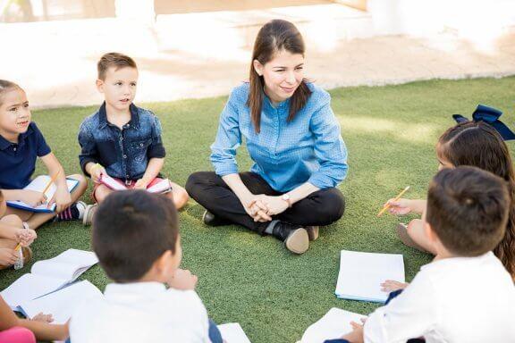 O que é a educação ao ar livre?