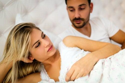 problemas sexuais no casamento