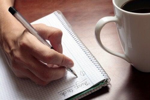 Benefícios de uma boa administração do tempo em casa