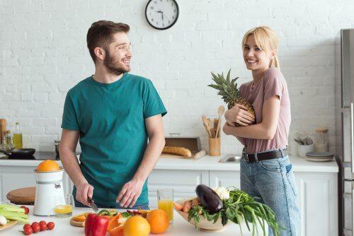 Como a alimentação afeta a fertilidade?