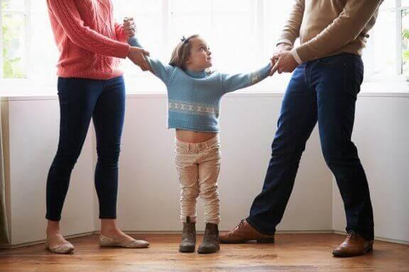 Tipos de guarda dos filhos