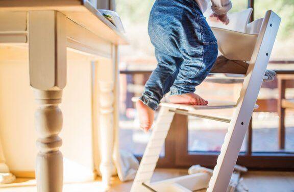 Quais são os acidentes mais comuns com crianças?