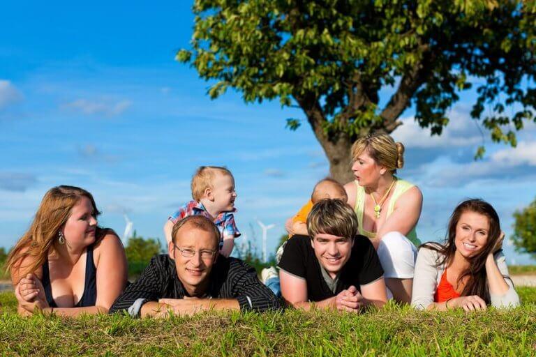 4 passeios de verão para famílias grandes