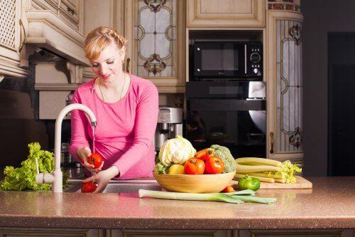 Receitas para mulheres grávidas com excesso de peso