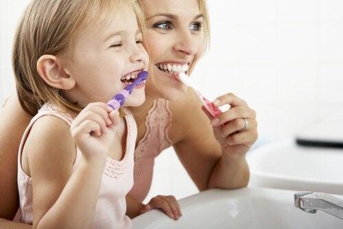 A importância da higiene bucal