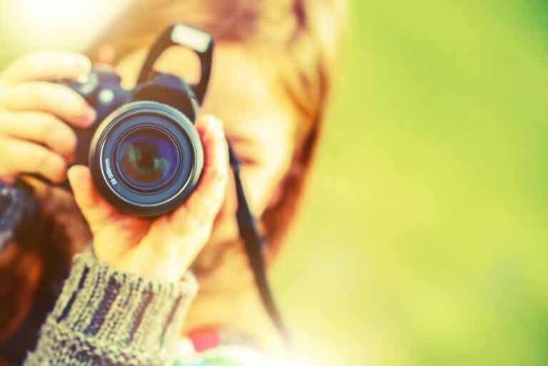 Benefícios dos cursos de fotografia para crianças