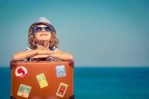 Como as férias afetam o desenvolvimento das crianças?