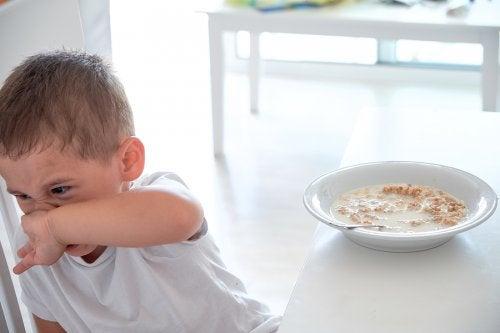 Alergias alimentares mais comuns nas crianças