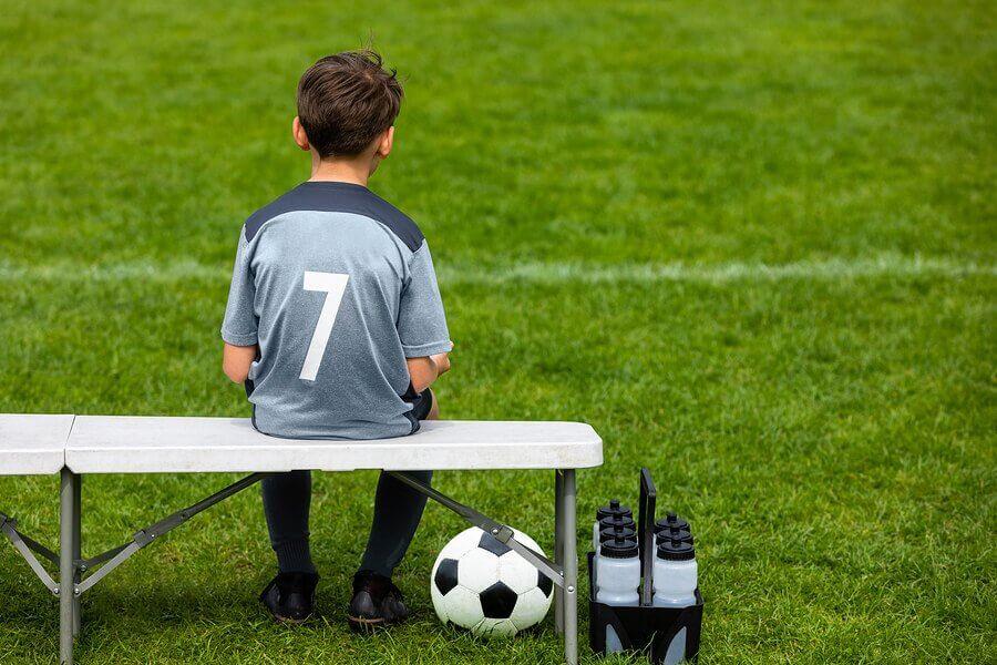 Meu filho não gosta de futebol