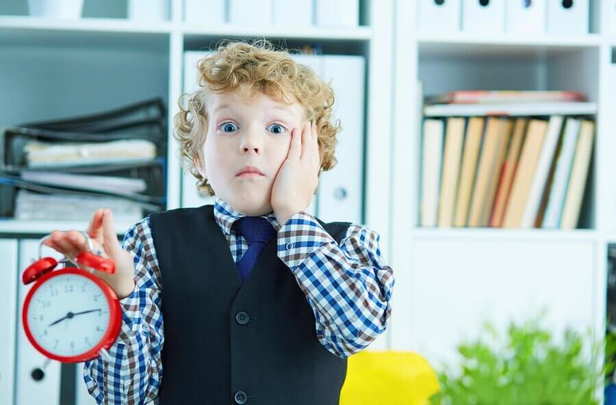A importância de aprender a administrar o tempo em casa