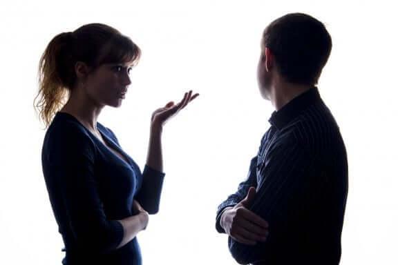 Chaves para se comunicar com o parceiro