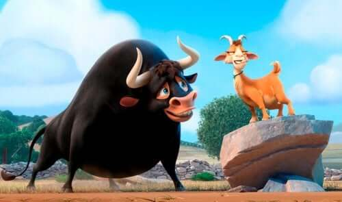 O touro Ferdinan