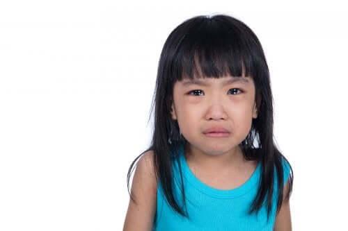 Chantagem emocional com crianças