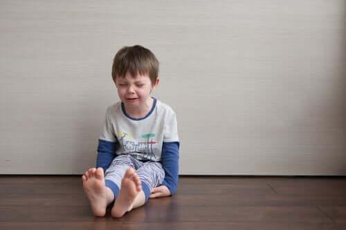 Chantagem emocional com crianças e suas consequências