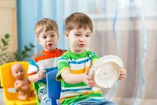 Improvisação teatral para crianças: exercícios