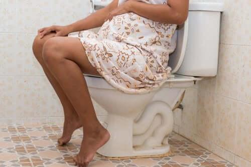 Gravidez e diarreia