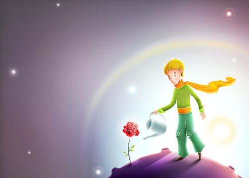 O pequeno príncipe é uma história para crianças que muda de significado à medida que ela desenvolve o pensamento crítico.