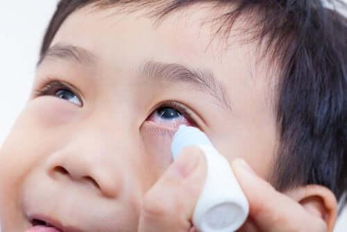 Proteja a visão dos seus filhos