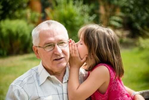 A síndrome dos avós escravos