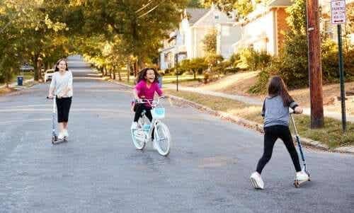Socialização na infância: características e desenvolvimento
