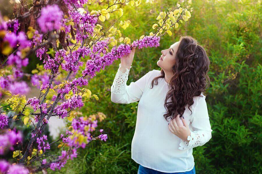O aumento da percepção de odores na gravidez