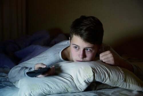 As consequências de dormir mal na adolescência