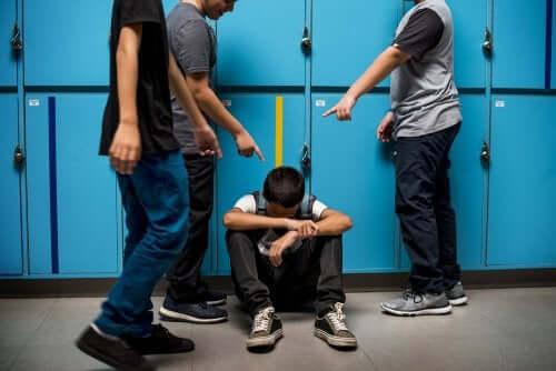 O direito de resolver o problema do bullying