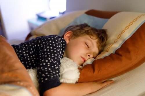 A importância da rotina antes de dormir
