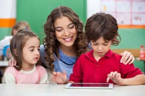 A importância das TIC na pré-escola