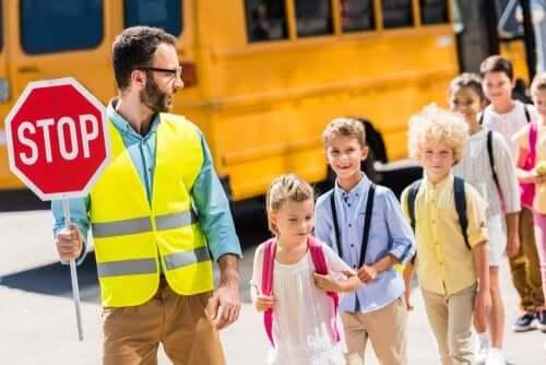 importância da educação no trânsito para crianças