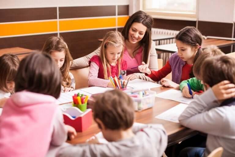 espaços de enriquecimento curricular