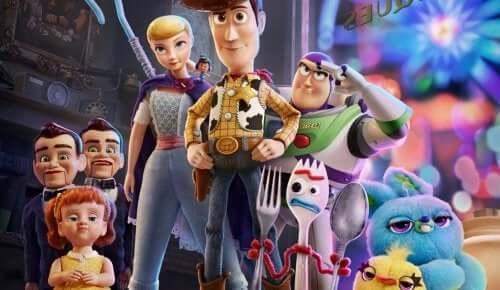 Toy Story nos mostra que a Disney também evolui