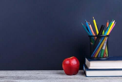 Espaços de enriquecimento curricular em sala de aula
