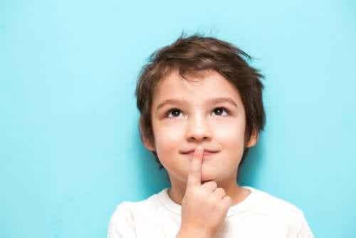O desenvolvimento da atenção nas crianças