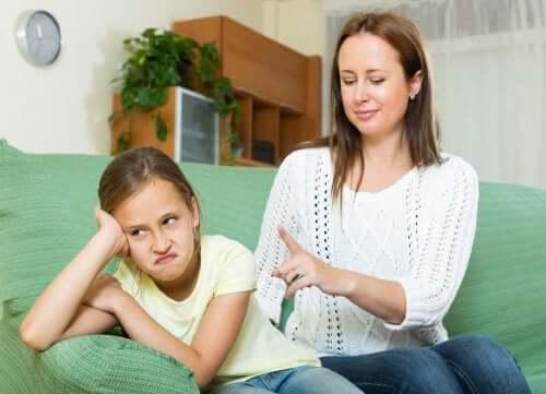 """Como ensinar as crianças a aceitar um """"não"""""""