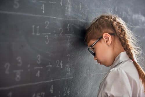 O fracasso escolar