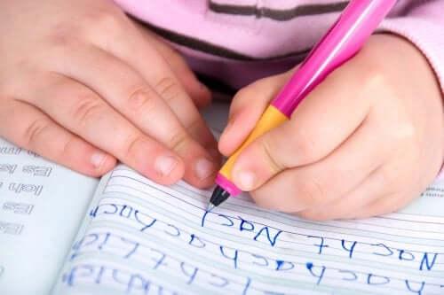 A reeducação gráfica, uma solução para escrever melhor