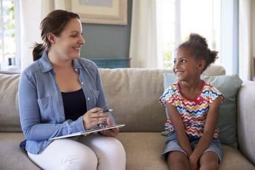 procurar um psicólogo infantil
