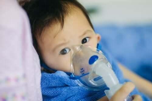 Tratamento da asma em crianças